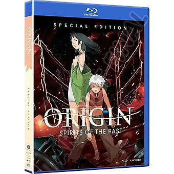Ursprung: Film [Blu-ray] USA import