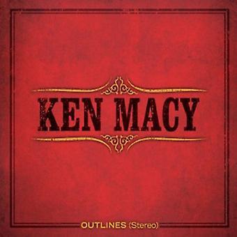 Ken Macy - disposisjoner [DVD] USA import