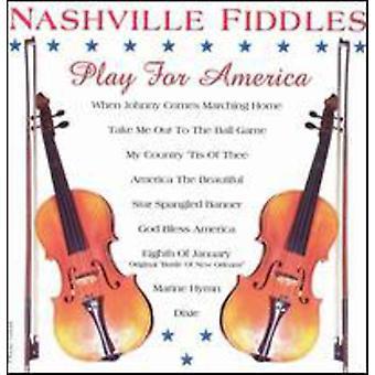 Nashville fumler - spiller til Amerika [CD] USA import