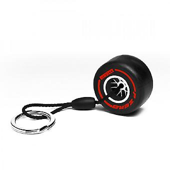 Pirelli Pirelli Super Soft Tyre Keyring Red