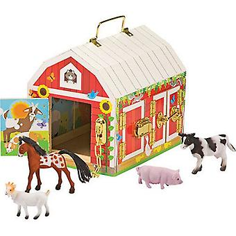Melissa & Doug Latches Barn 3+