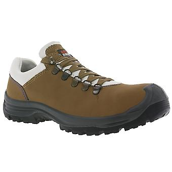 REDBRICK glider shoes S3 leather safety shoes Brown