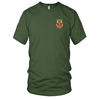 US Army - 184th Field Artillery Regiment Embroidered Patch - Kids T Shirt