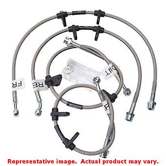 Russell 684800 Russell Street Legal Brake Line Assembly Front Fits:ACURA 1990 -