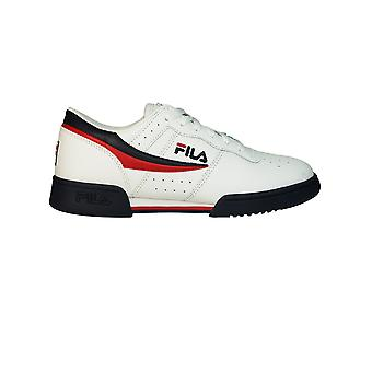 Fila men's 1IF16LT150 White leather of sneakers