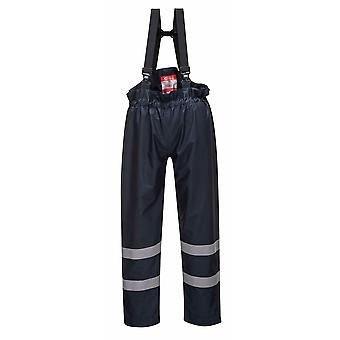 Portwest - Safety Workwear Bizflame Rain Multi Protection Unlined Trouser