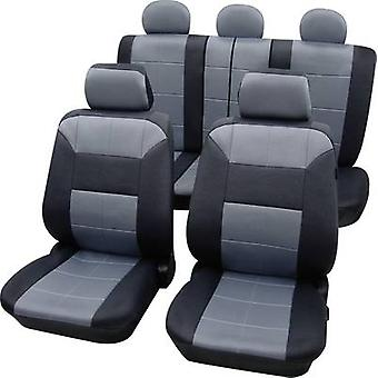 Seat covers 17-piece Petex 22574918 Dakar SAB 1 Vario Plus