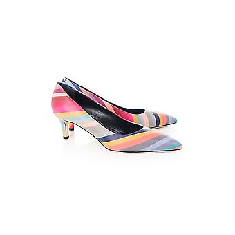 PS Paul Smith Blanca Swirl Low Heel Shoe