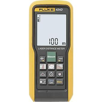 Fluke 424D Laser range finder 1/4 (6.3 mm) tripod adapter Read