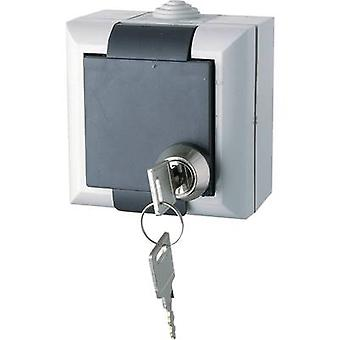 GAO PG socket (lockable) Business-Line Grey EFO600G/K