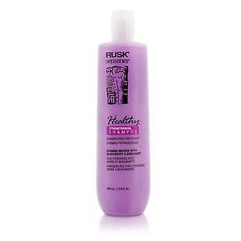 Rusk Sensories Healthy Strengthening Shampoo (Vitamin Infused with Blackberry & Bergamot) 400ml/13.5oz
