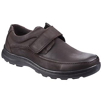 Fleet & Foster Mens Hurghada Leather Shoes
