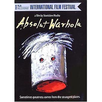 Absolut Warhola [DVD] USA importerer