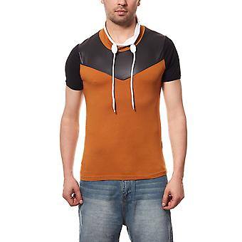 RUSTY NEAL Brown T-Shirt hommes