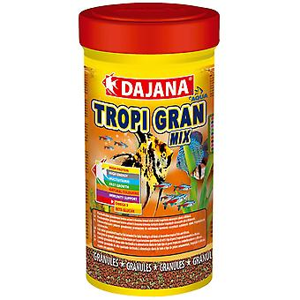 Dajana Tropi Granulo 100 ml (Fish , Food , Warm Water)
