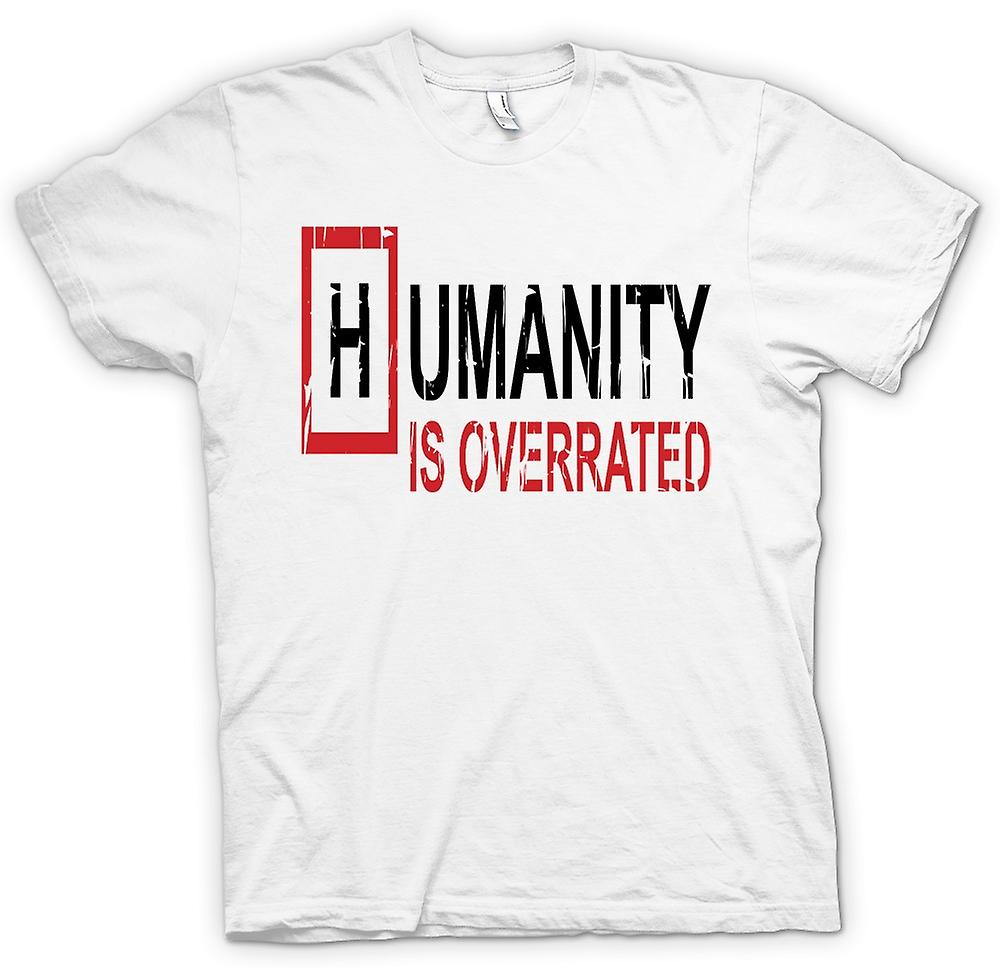 Mens T-shirt - Humanity Is Overrated