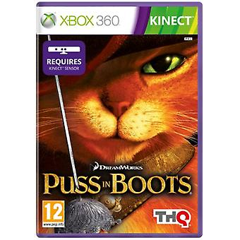 Mästerkatten i stövlar - Kinect (Xbox 360)