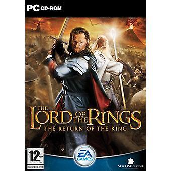 Der Herr der Ringe die Rückkehr des Königs (PC)