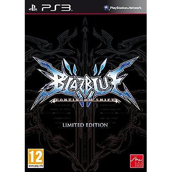 BlazBlue continuüm Shift - gelimiteerde editie (PS3)