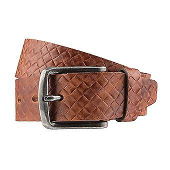 LLOYD Men's belt belts men's belts leather belts men's leather belts brandy 3304