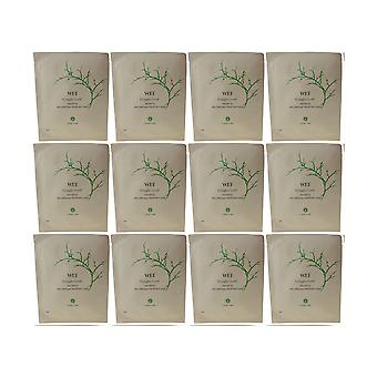 Wei Beauty Gingko Leaf Repairing Decolletage Treatment Pads (Pack Of 12)