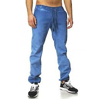 Tazzio fashion men jeans pants blue