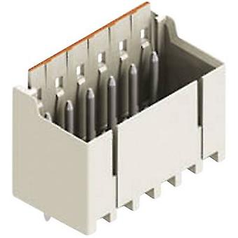WAGO Feedthrough terminal 2091 Total number of pins 6 Contact spacing: 3.50 mm 2091-1406 1 pc(s)