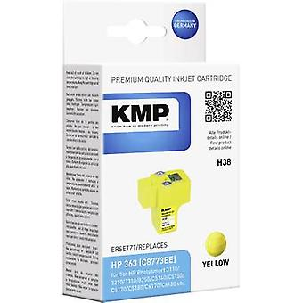 KMP Ink replaced HP 363 Compatible Yellow