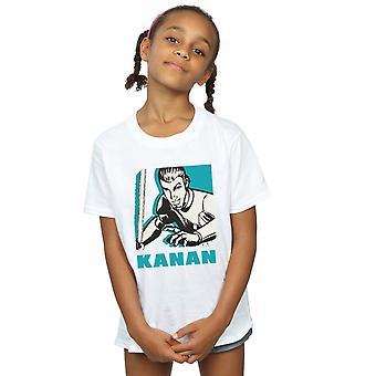 Star Wars Girls Rebels Kanan T-Shirt