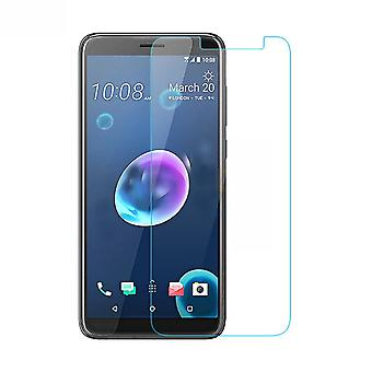 HTC Desire 12 Panzer Schutz Glas Schutzglas Panzerfolie Glasfolie Echt 9H GLAS Hartglas