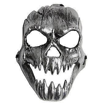 Crâne masque horreur mal crâne accessoire Carnaval Carnaval