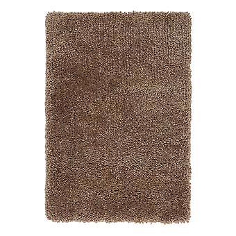Spiraal Shaggy tapijten In karamel