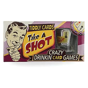 Cheatwell Games Take A Shot - Card Games***