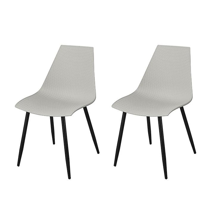 hgx2 Of Grey Chairs Kitchen Sobuy Set Office Fst60 Dining 2 Room Lounge hsdtrQ