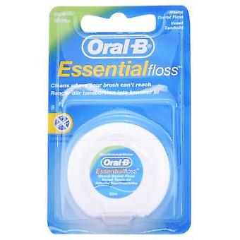 Oral B Essential Mint Floss (Hygiene and health , Dental hygiene , Cleaning Accessories)