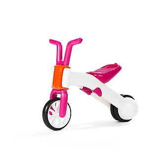 Chillafish Bunzi Balance Bike-Pink