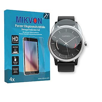 Garmin vivomove Sport Screen Protector - Mikvon Armor Screen Protector (Retail Package with accessories)