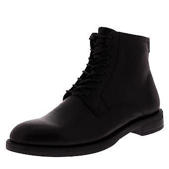 120ca0e65d2 Womens Vagabond Amina Leather Lace Up Block Heel Office Work Ankle Boot