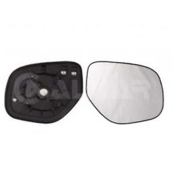 Right Mirror Glass (heated) & Holder for Mitsubishi OUTLANDER mk3 2012-2017