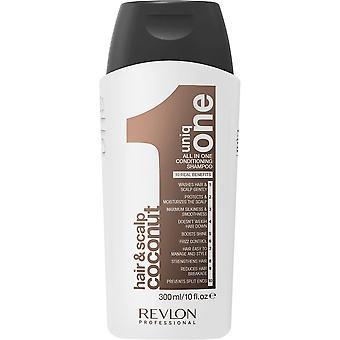 Revlon Uniq eine Klimaanlage Kokos Shampoo 300 ml
