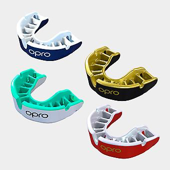Opro Gold Youth Mouth Guard