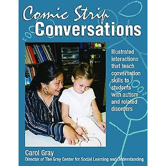 Comic Strip Conversations - Illustrated Interactions That Teach Conver