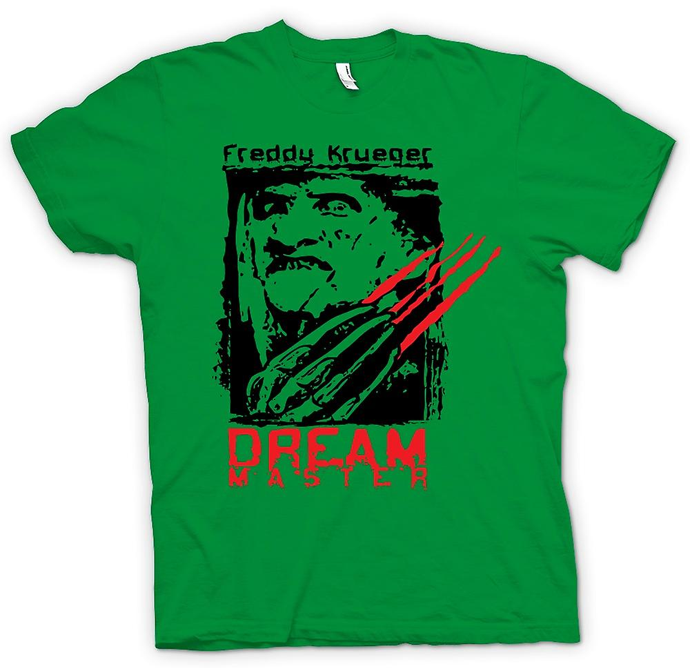 Mens T-shirt - Freddy Krueger Dream Master - Horror