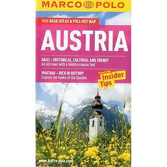 Austria Marco Polo Guide by Marco Polo - 9783829707435 Book