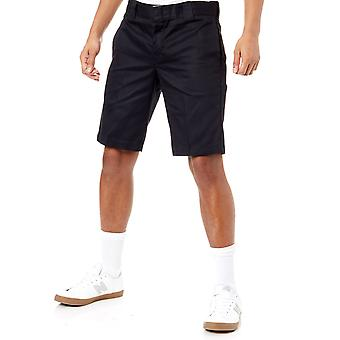 Dickies Black Slim Straight - 11 Inch Workshorts