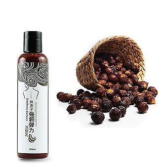 Soapberry, strengthening shampoo.