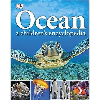 Ocean A børn encyklopædi af DK - 9780241185520 bog