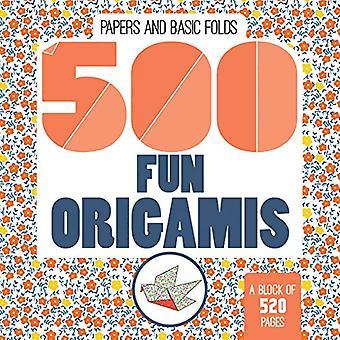 500 leuk Origamis