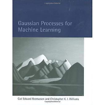 Processus gaussiens pour Machine Learning (calcul adaptative et apprentissage automatique)