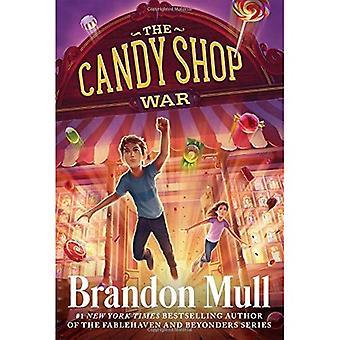 La guerra de la tienda de dulces